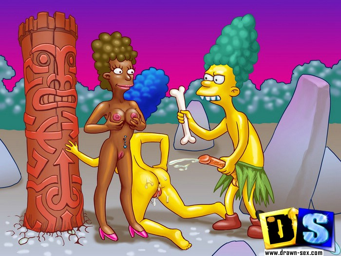 more porn simpsons find here