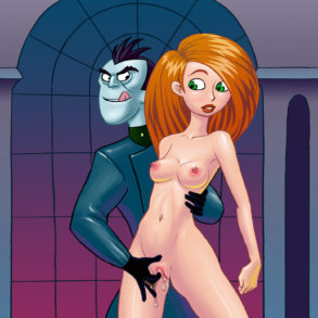 Nude Kim Possible Gets Fingered Hard