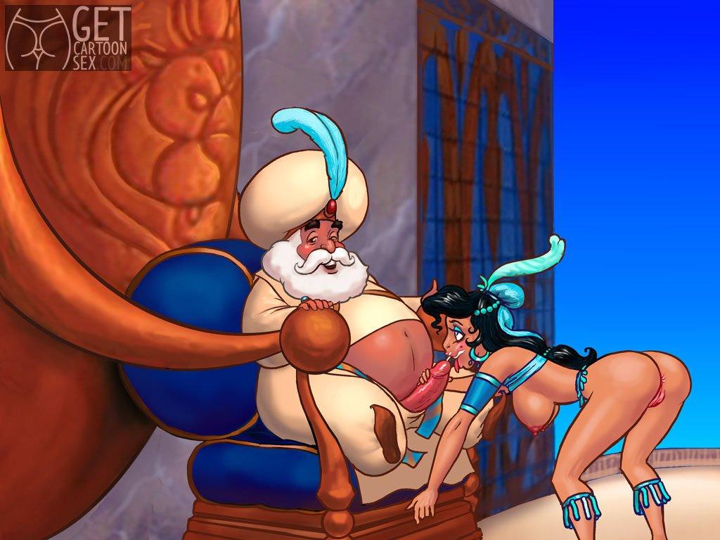 Princess Jasmine Hot Cartoon Porn
