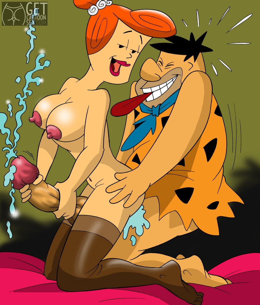 Free cartoon flintstones and jetsons sex pics