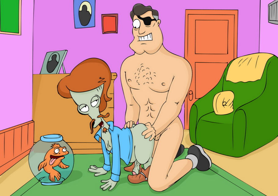 American Dad Hentai Porn Photo