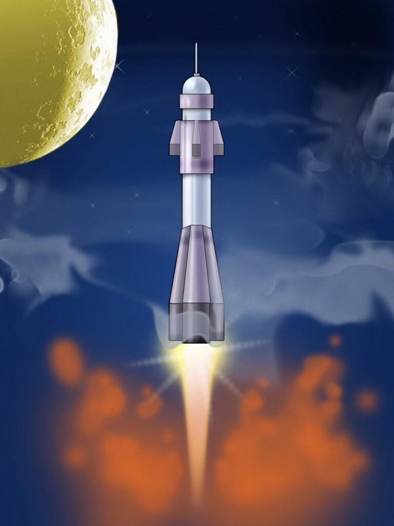Blast Off – Bruce Bond's Space Adventures