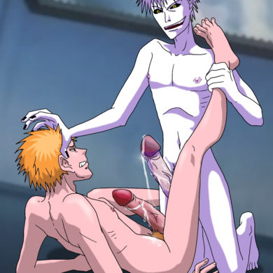 Gay Hentai with Bleach Characters