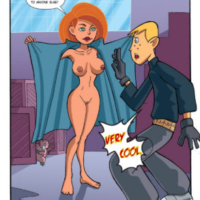 Kim Possible Seduces a Guy