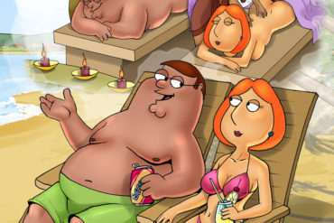 Lois Griffin Dreams of Nude Massage