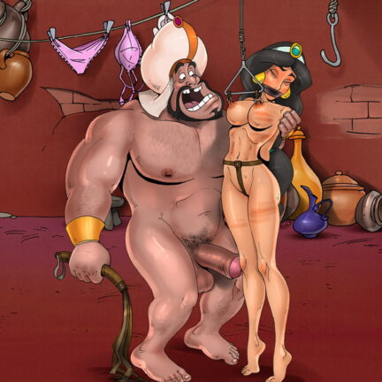 Princess Jasmine's Life-Changing Nipple Torture Session