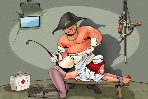 Nurse is Going to Get Punished by BB